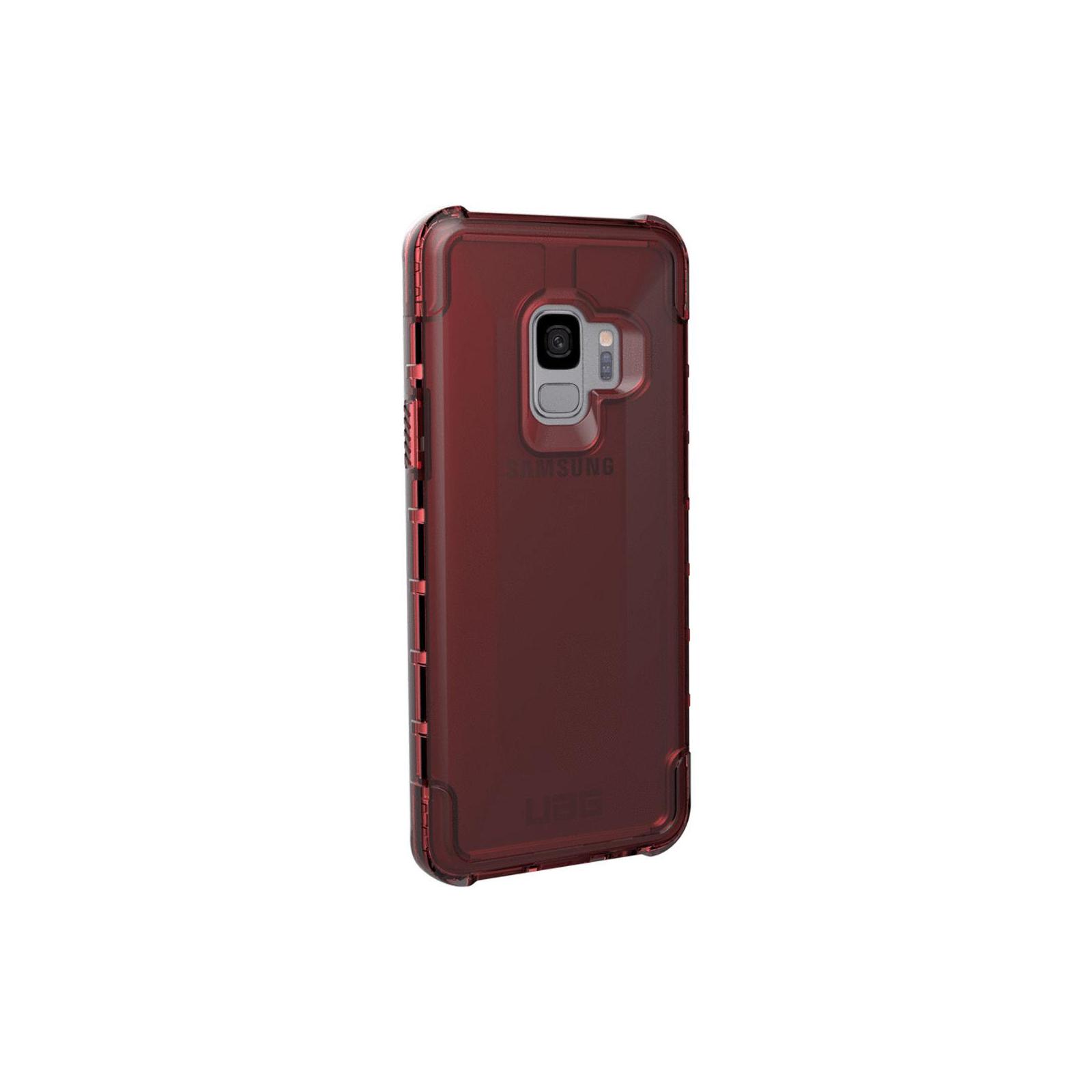 Чехол для моб. телефона Urban Armor Gear Galaxy S9 Plyo Case Crimson (GLXS9-Y-CR) изображение 2