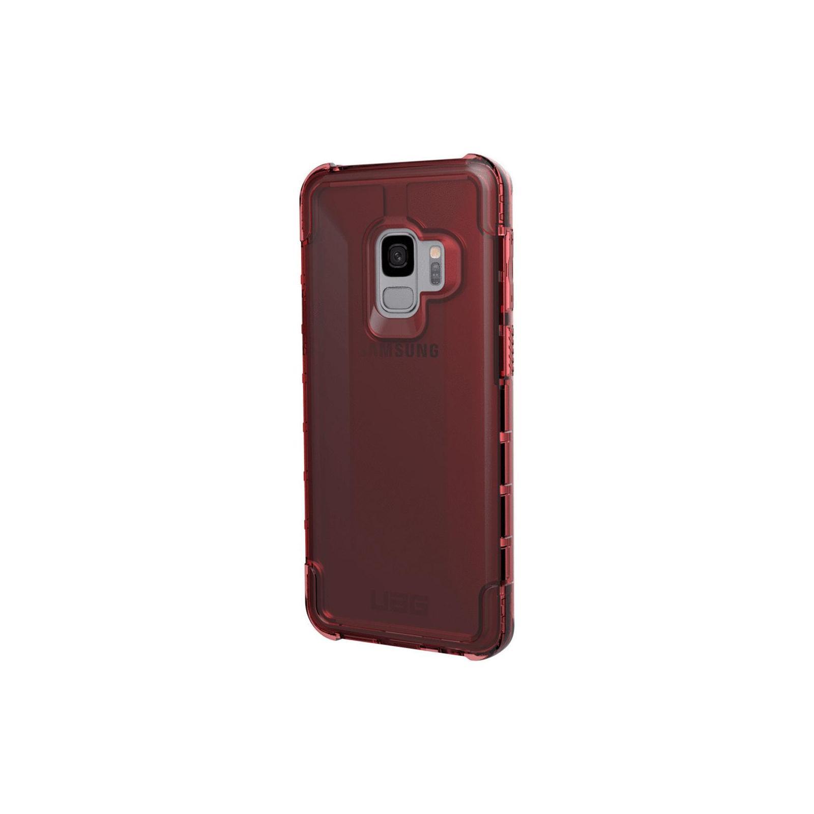 Чехол для моб. телефона Urban Armor Gear Galaxy S9 Plyo Case Crimson (GLXS9-Y-CR) изображение 3