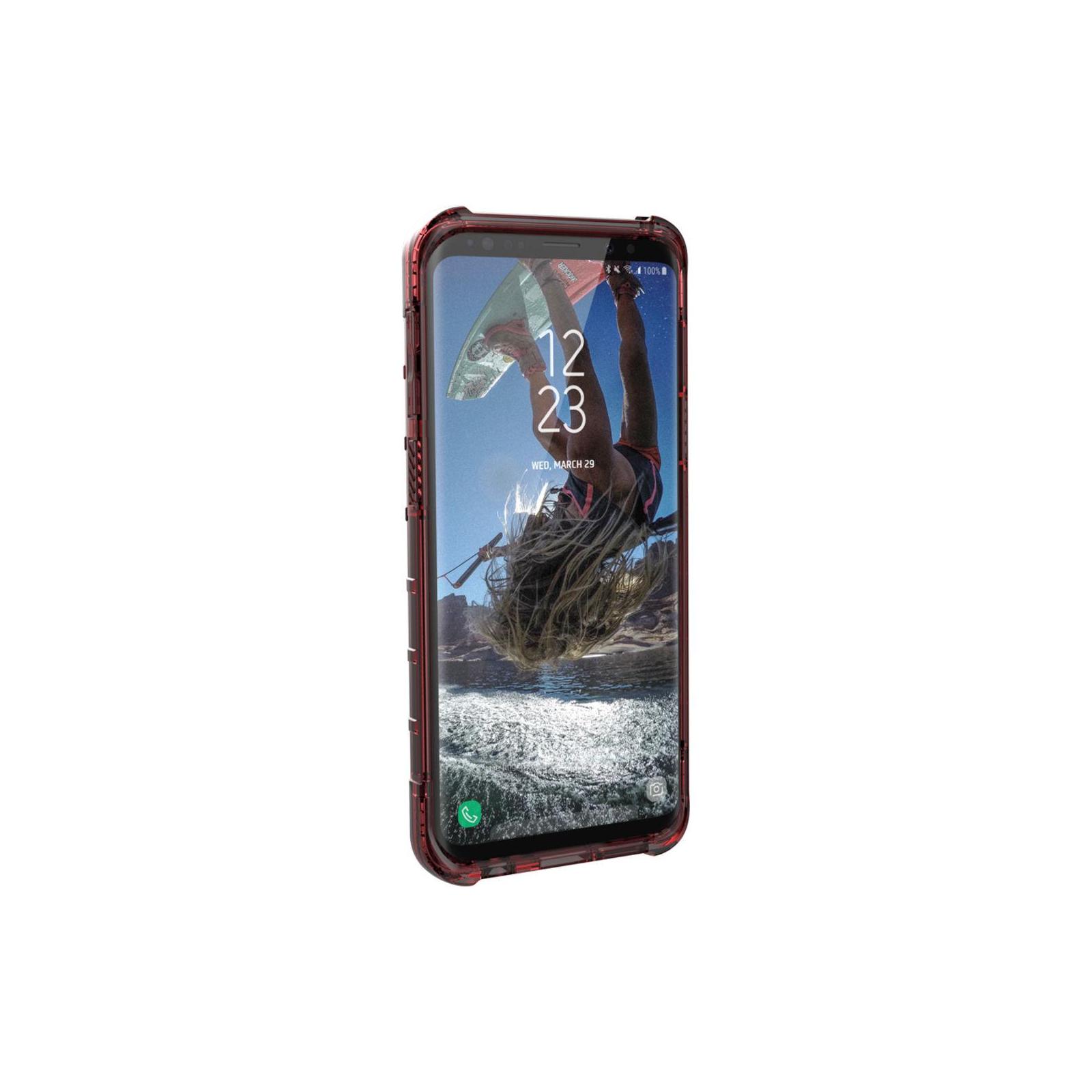 Чехол для моб. телефона Urban Armor Gear Galaxy S9 Plyo Case Crimson (GLXS9-Y-CR) изображение 5