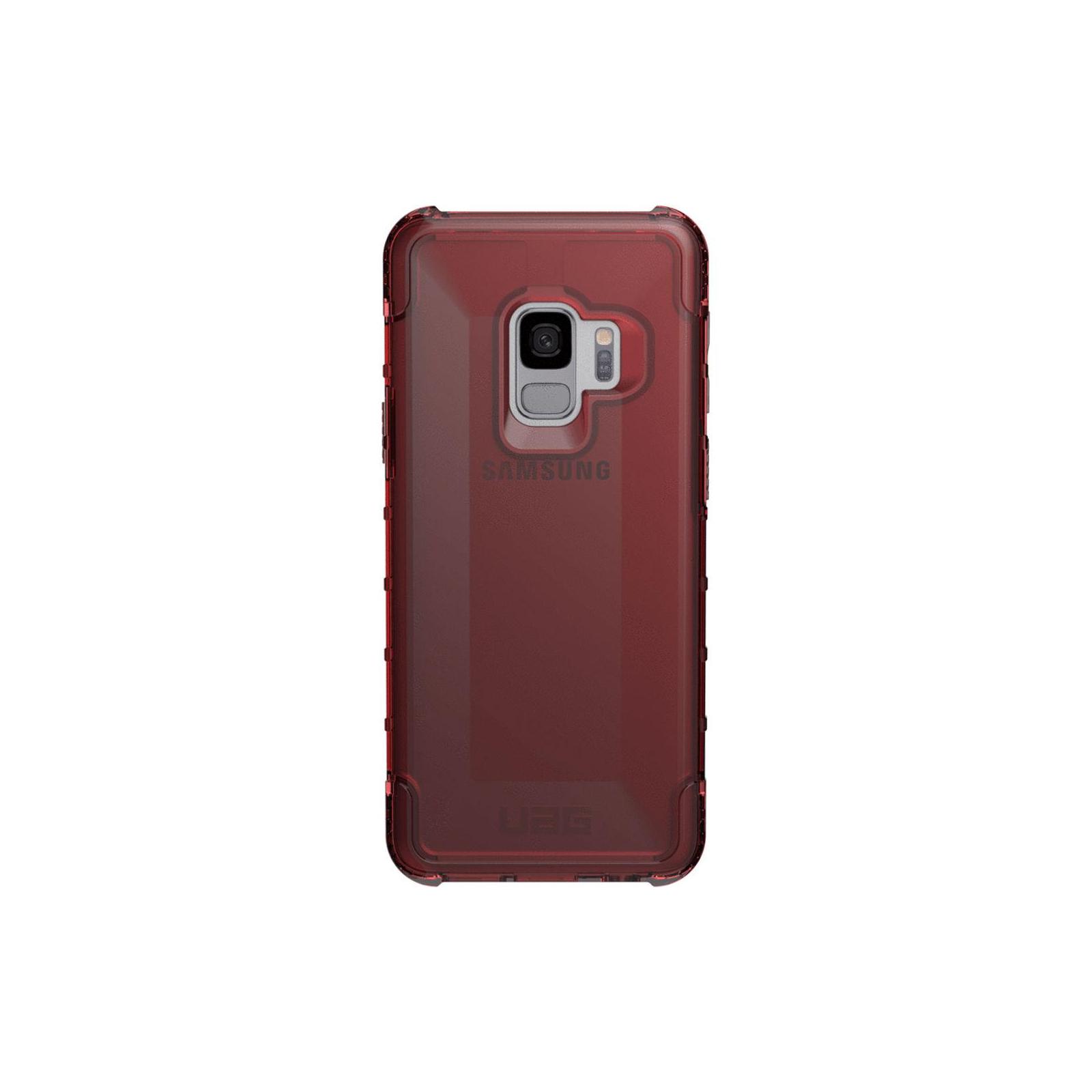 Чехол для моб. телефона Urban Armor Gear Galaxy S9 Plyo Case Crimson (GLXS9-Y-CR)