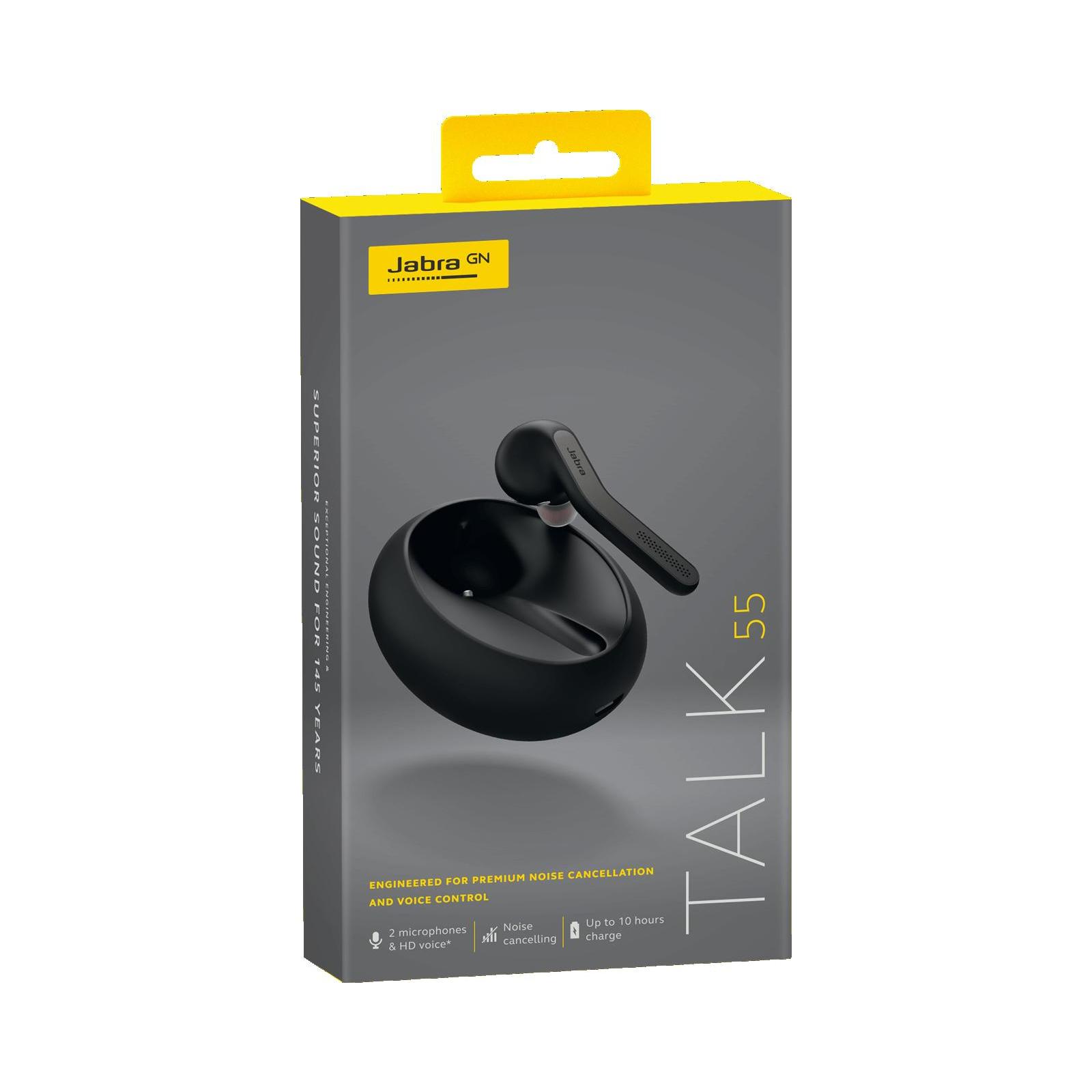 Bluetooth-гарнитура Jabra Talk 55 изображение 4