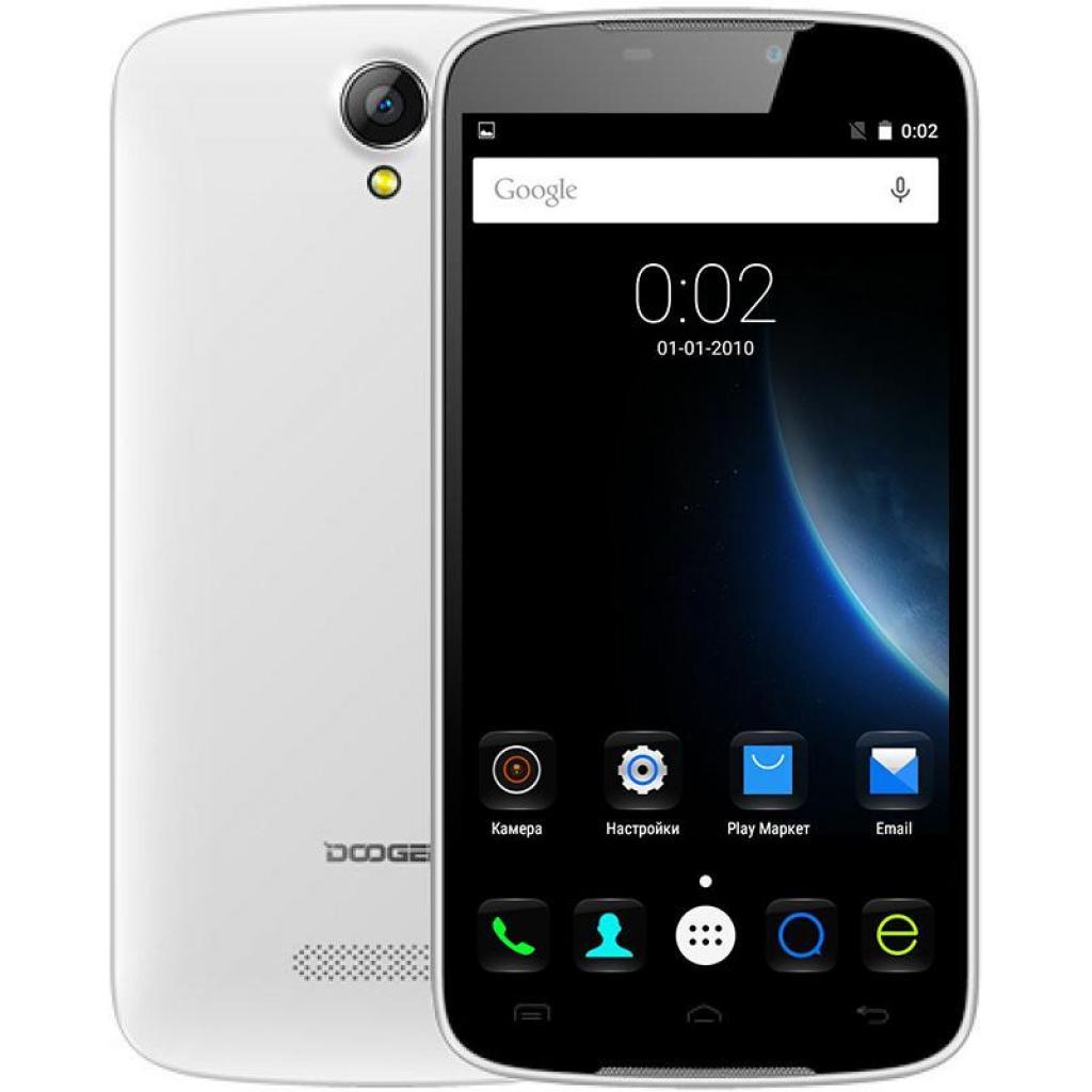 Мобильный телефон Doogee X6s White изображение 6