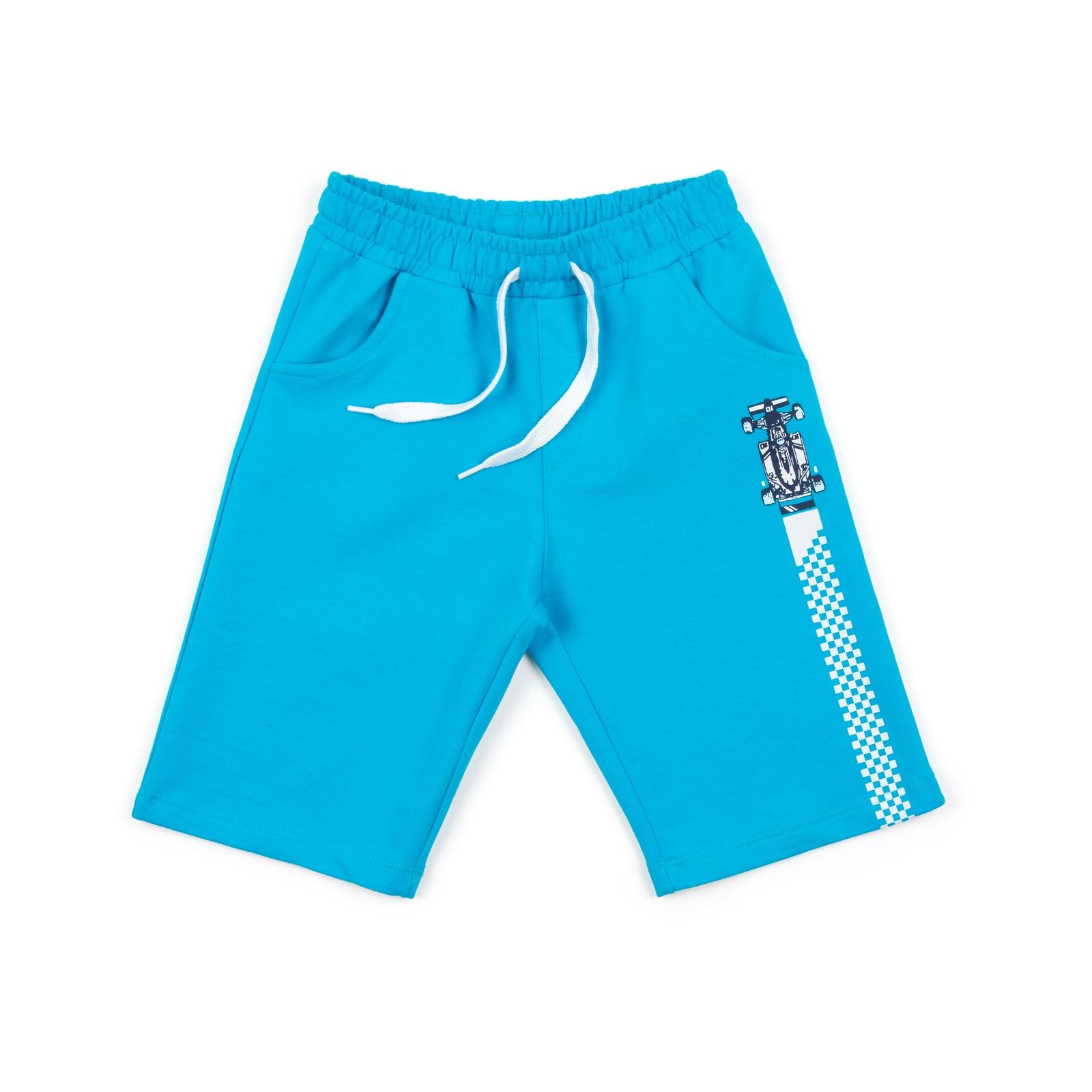 Набор детской одежды Breeze с машинками (12103-92B-blue) изображение 5