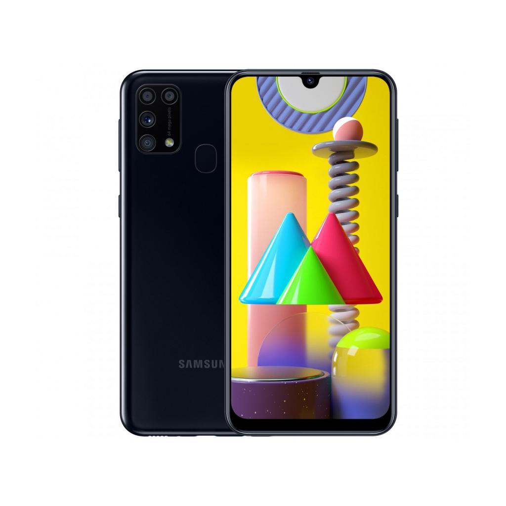 Мобильный телефон Samsung SM-M315F/128 (Galaxy M31 6/128Gb) Black (SM-