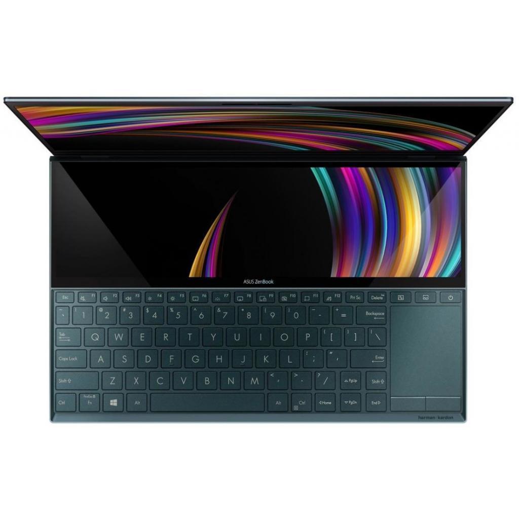 Ноутбук ASUS ZenBook Duo UX481FL-BM040T (90NB0P61-M03470) изображение 4