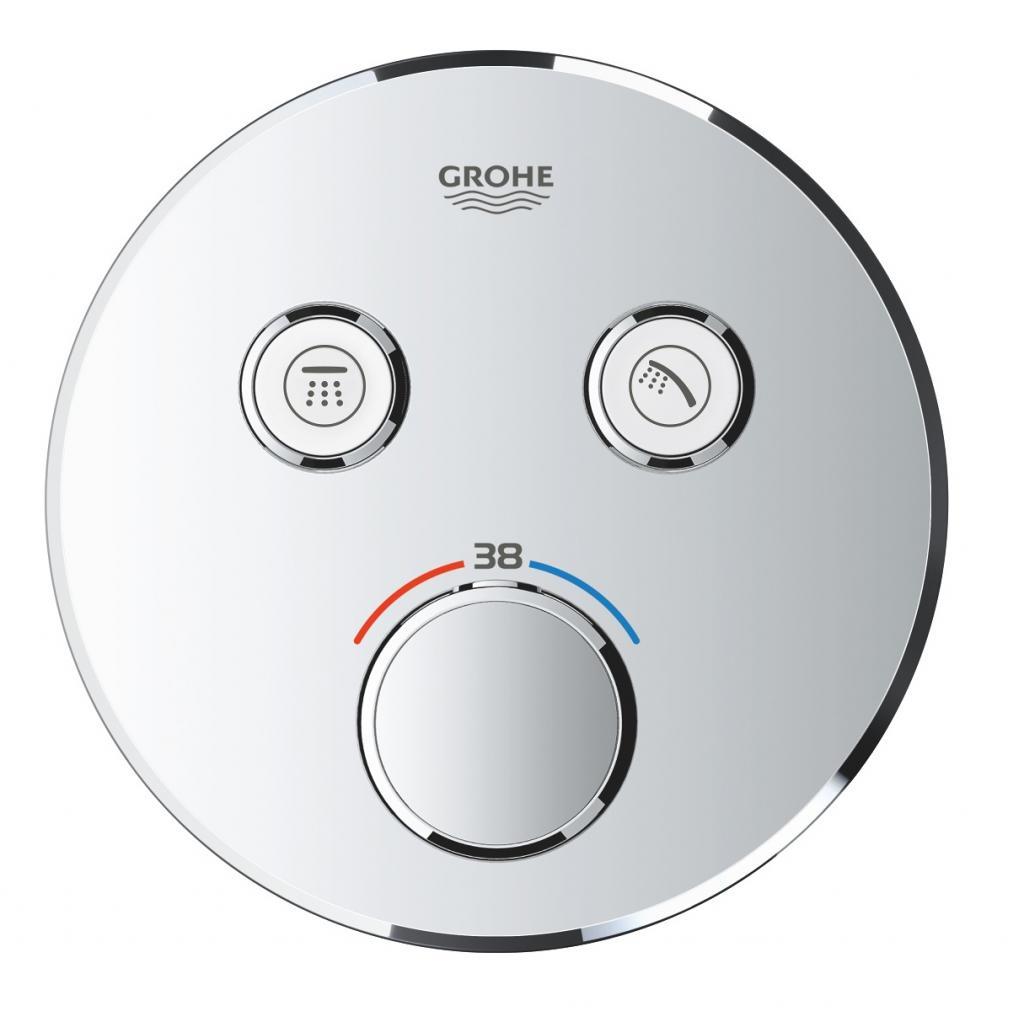 Термостатический смеситель Grohe GRT SmartControl (29119000) изображение 2