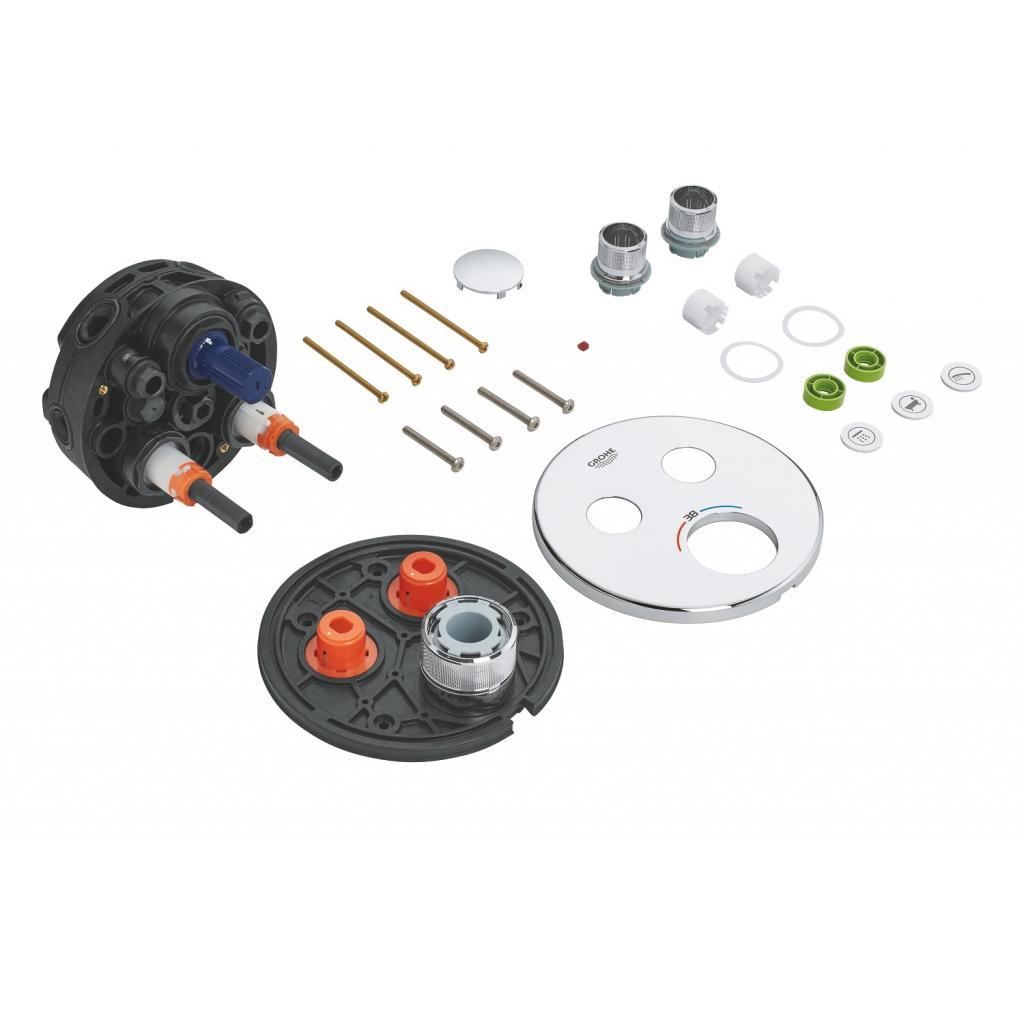 Термостатический смеситель Grohe GRT SmartControl (29119000) изображение 3