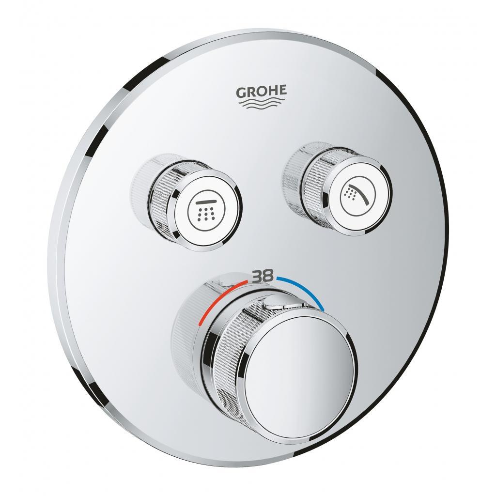 Термостатический смеситель Grohe GRT SmartControl (29119000)