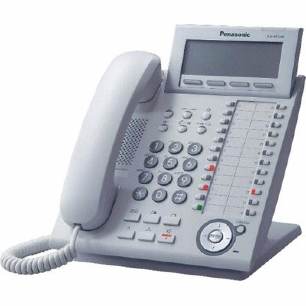 IP телефон PANASONIC KX-NT346RU