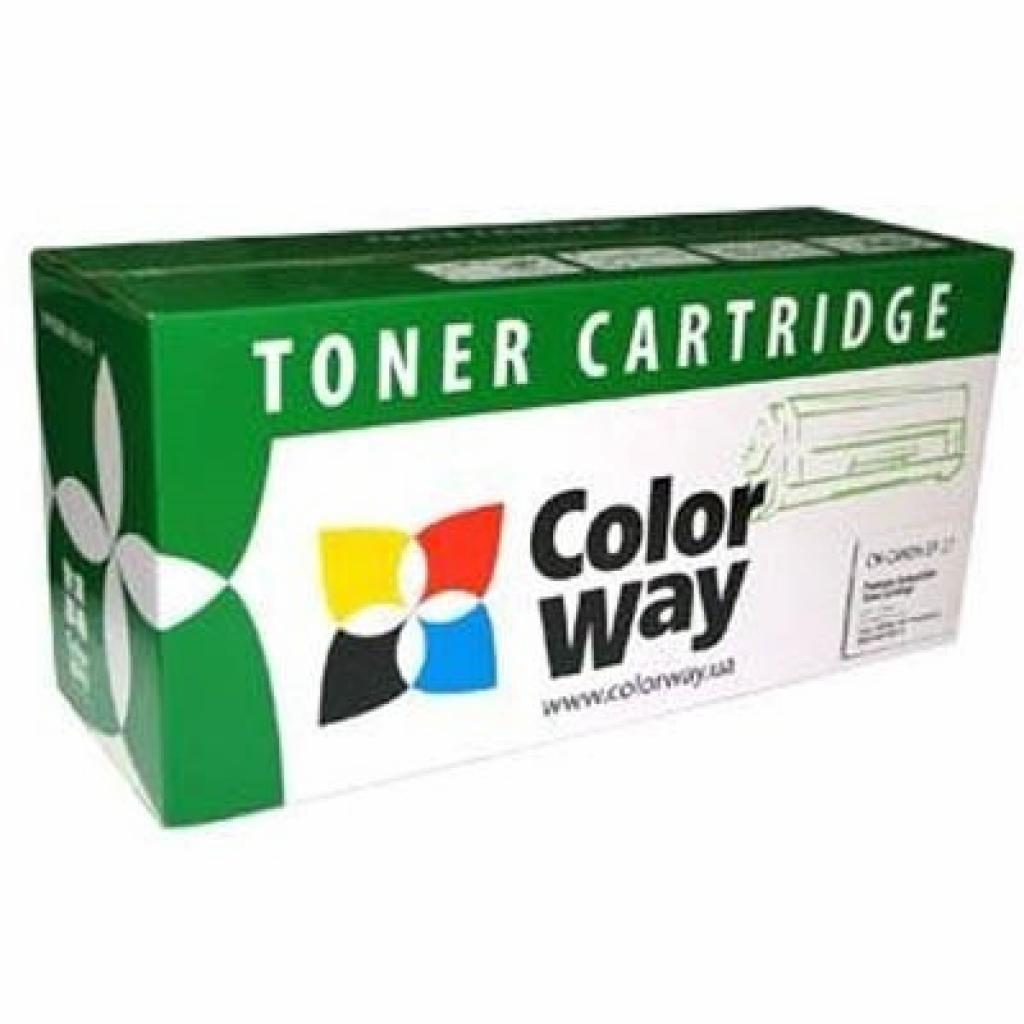 Картридж ColorWay для HP CLJ CP1215/CP1515 Black (CW-H540B/CW-H540BKM)