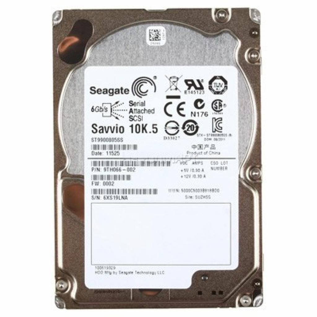 Жесткий диск для сервера 900GB Seagate (ST9900805SS)