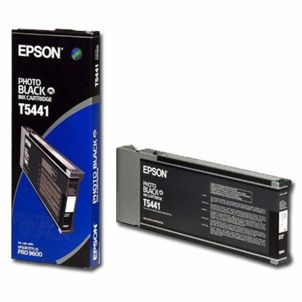 Картридж EPSON St Pro 4000/9600 black (C13T544100)
