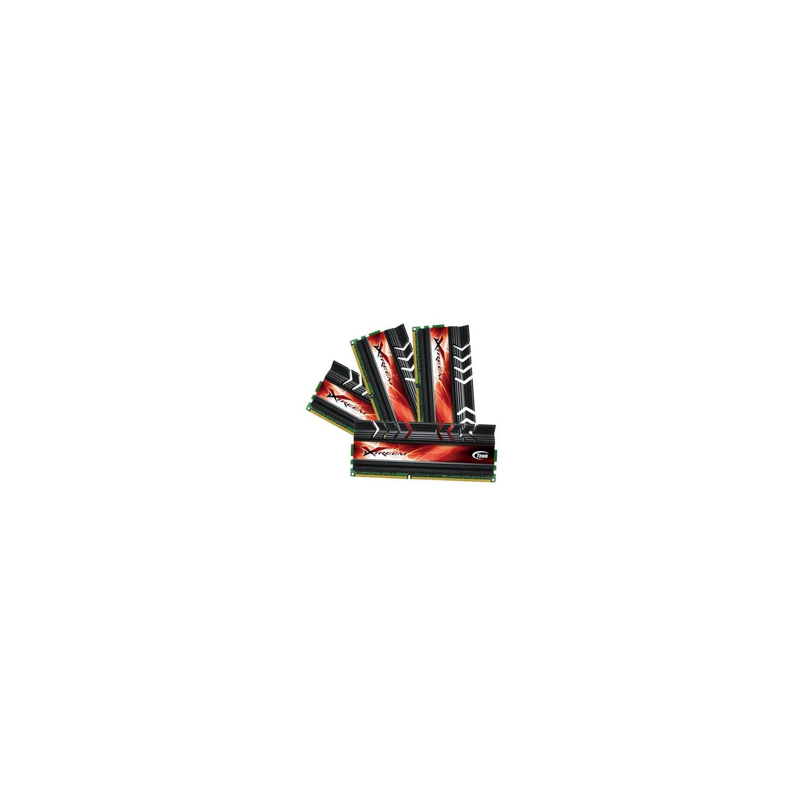 Модуль памяти для компьютера DDR3 32GB (4x8GB) 2133 MHz Team (TXD332G2133HC11QC-L)