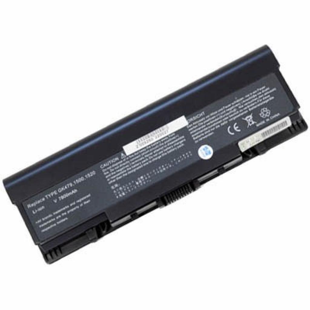 Аккумулятор для ноутбука Dell GK479 Inspiron 1520 BatteryExpert (GK479 L 78)
