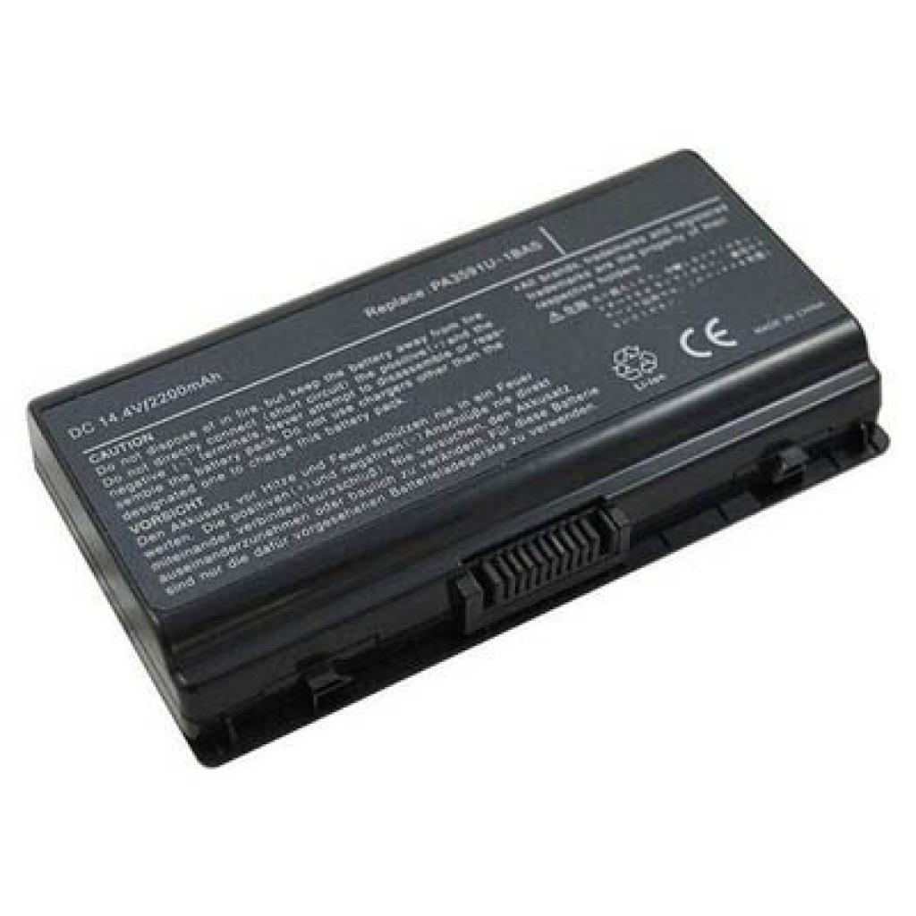 Аккумулятор для ноутбука Toshiba PABAS108 Satellite L45-S241 BatteryExpert (PABAS108 L 22)