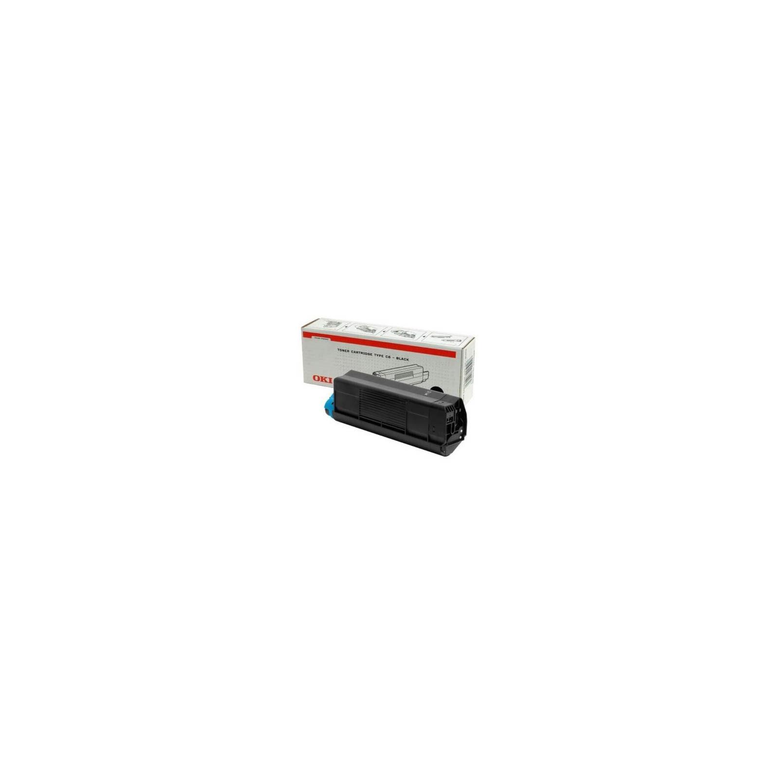 Тонер-картридж OKI C5200/5400 black (42804569)