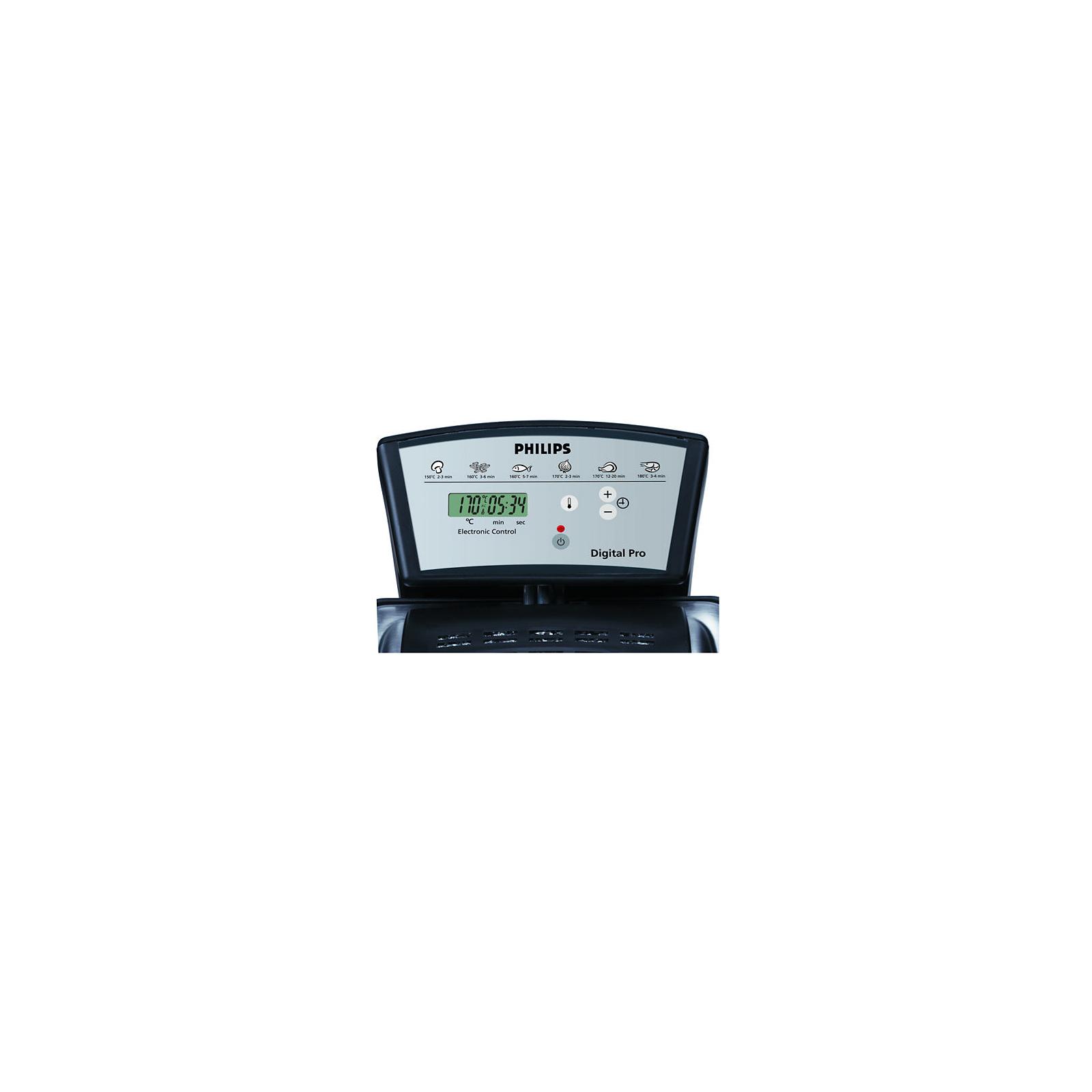Фритюрница PHILIPS HD 6161/00 (HD6161/00) изображение 2