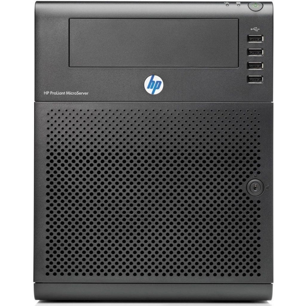 Сервер HP Micro AMD N54L (704941-421) изображение 2