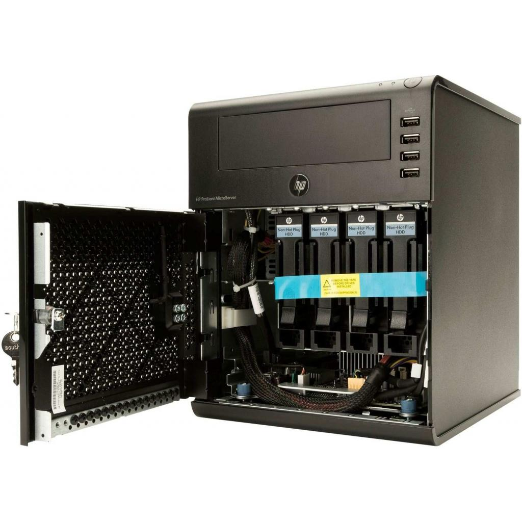 Сервер HP Micro AMD N54L (704941-421) изображение 5
