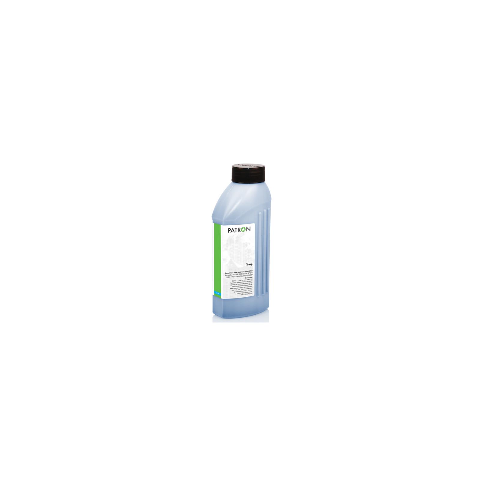 Тонер PATRON HP CLJ Pro CP1025 COLOR CYAN 30г (T-PN-HLJPCP1025CC030)