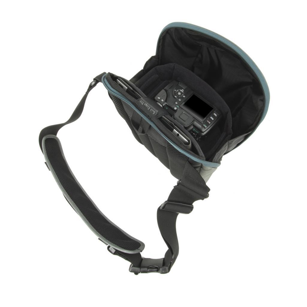 Фото-сумка Crumpler Quick Escape 800 (dk.mouse_grey) +TAB (QE800-002) изображение 2