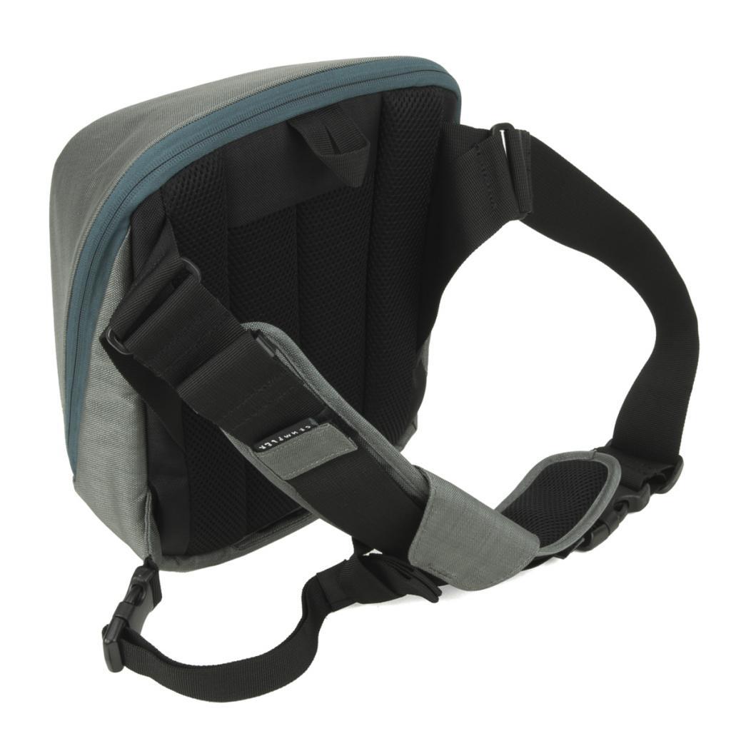 Фото-сумка Crumpler Quick Escape 800 (dk.mouse_grey) +TAB (QE800-002) изображение 8