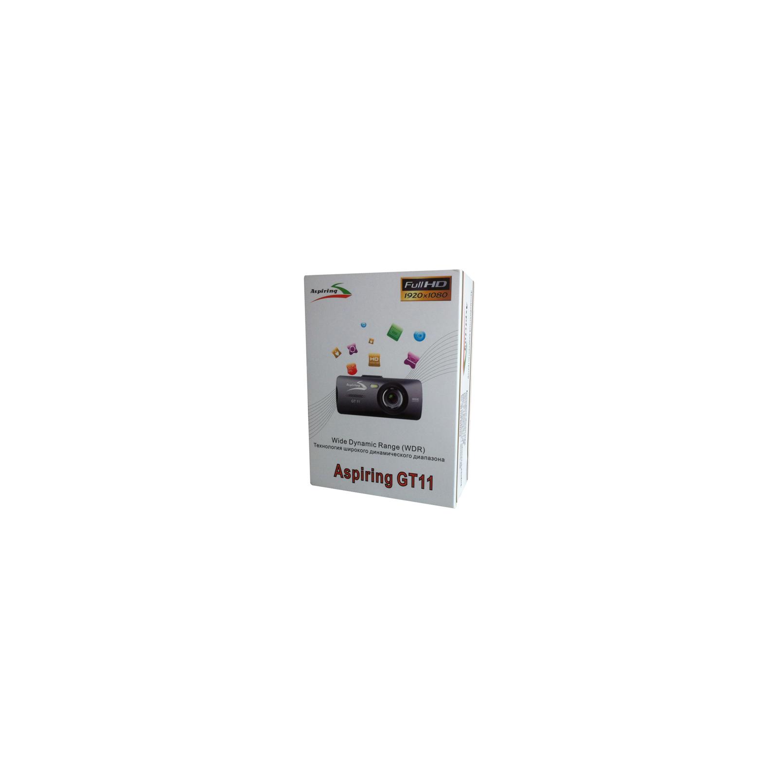 Видеорегистратор Aspiring GT 11 (GT11) изображение 4