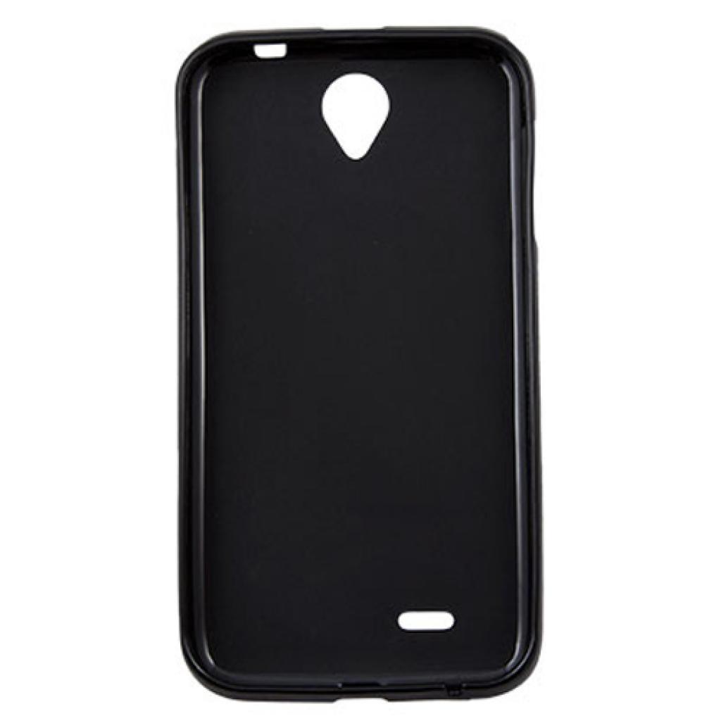 Чехол для моб. телефона Drobak для Lenovo A850 /Elastic PU/Black (211416) изображение 2