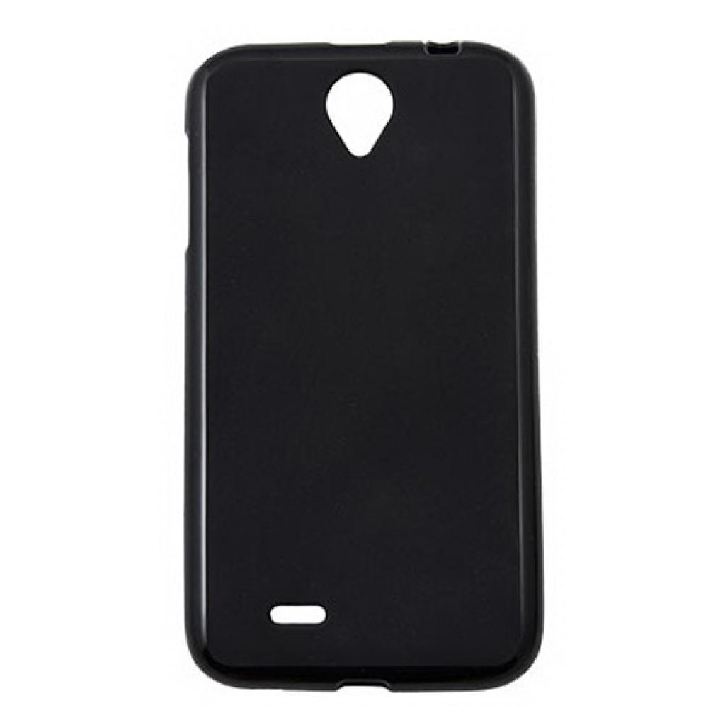 Чехол для моб. телефона Drobak для Lenovo A850 /Elastic PU/Black (211416)