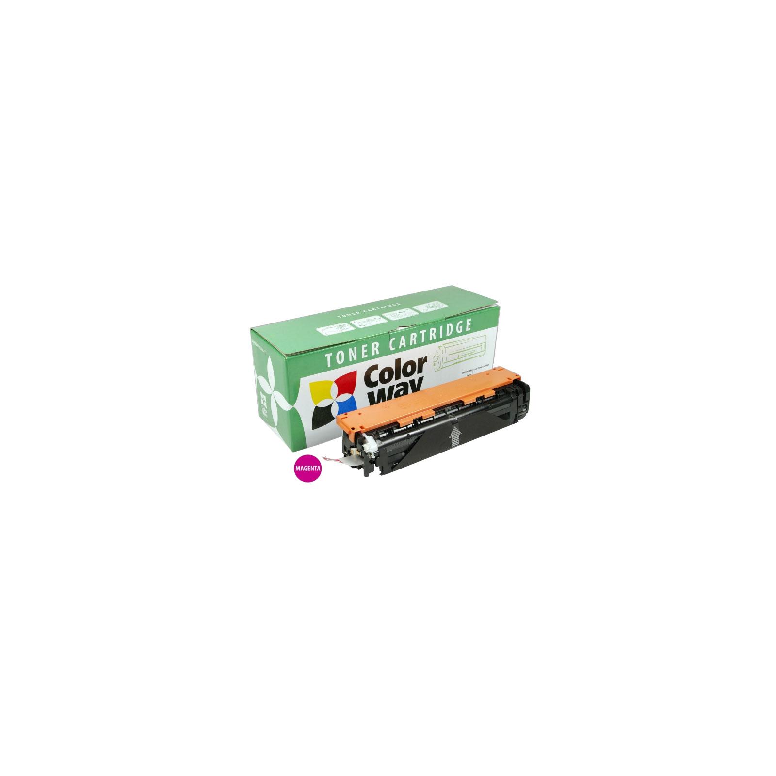 Картридж ColorWay для HP CLJ M276/M251 Magenta(CF213A) (CW-H213MM)
