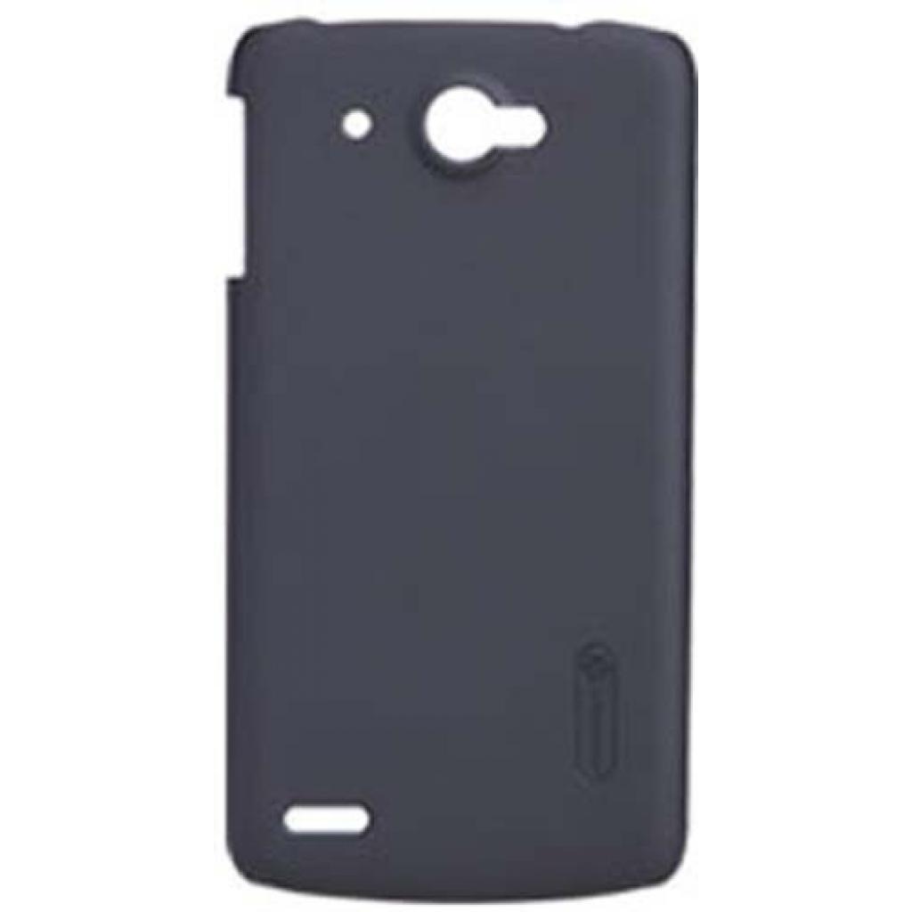 Чехол для моб. телефона NILLKIN для Lenovo S920 /Super Frosted Shield/Black (6077011)