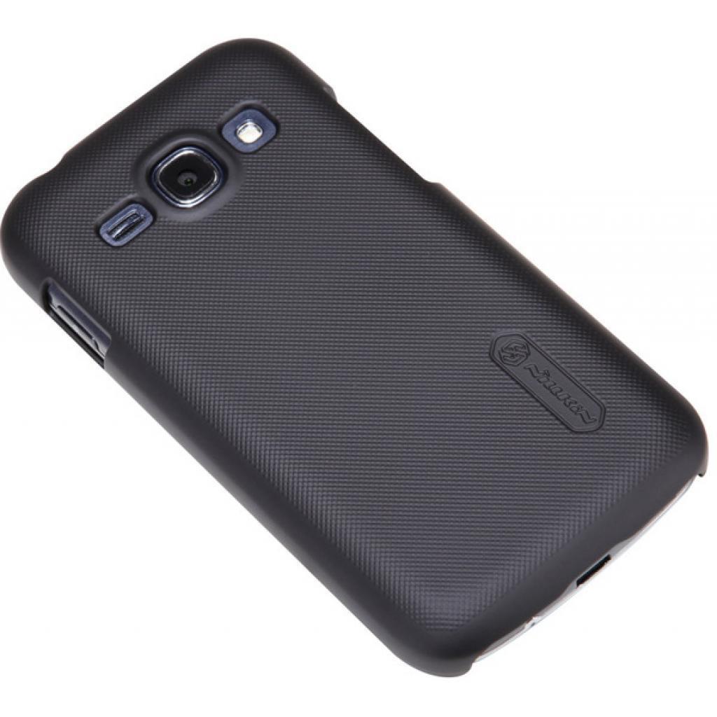 Чехол для моб. телефона NILLKIN для Samsung S7272 /Super Frosted Shield/Black (6077027) изображение 3