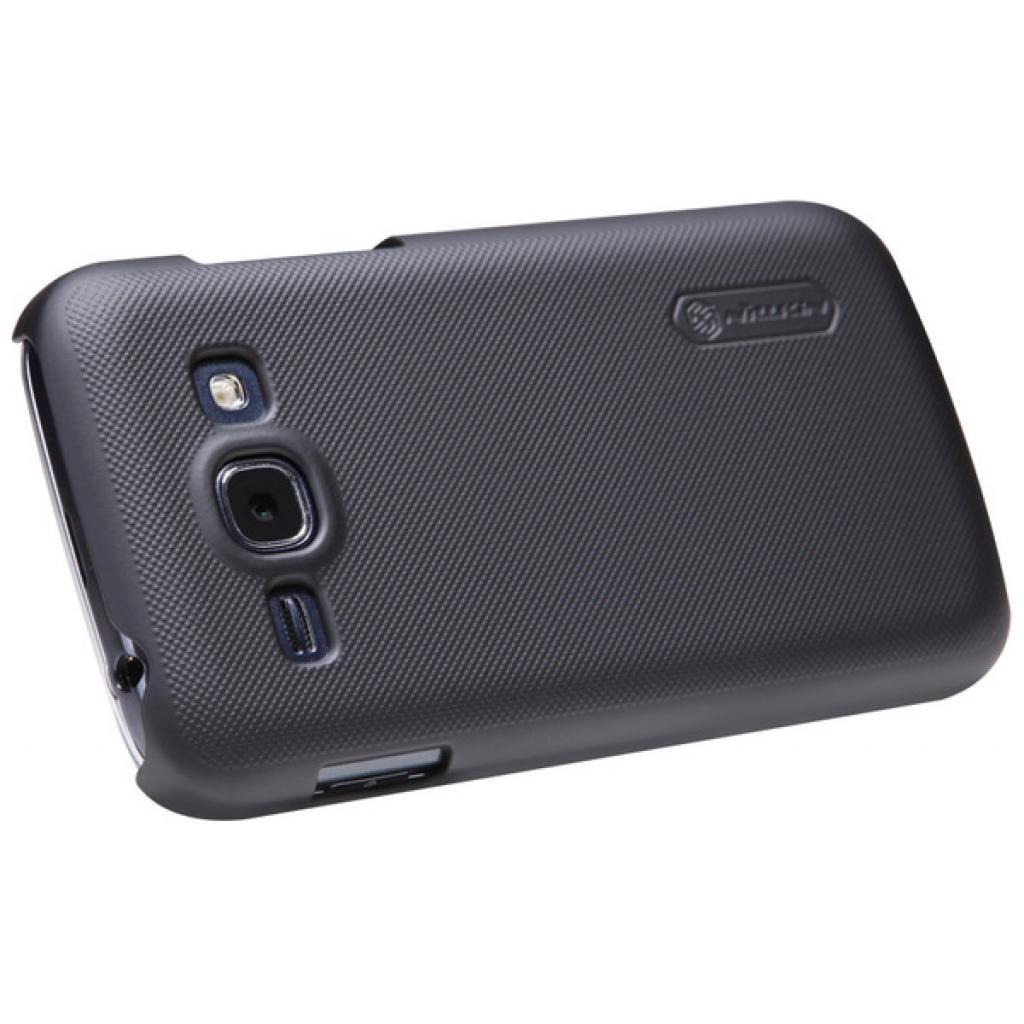 Чехол для моб. телефона NILLKIN для Samsung S7272 /Super Frosted Shield/Black (6077027) изображение 4