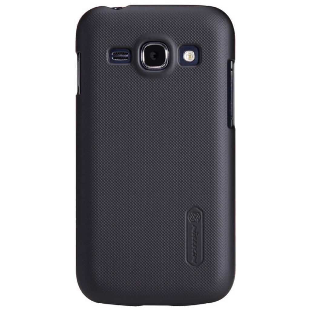 Чехол для моб. телефона NILLKIN для Samsung S7272 /Super Frosted Shield/Black (6077027)