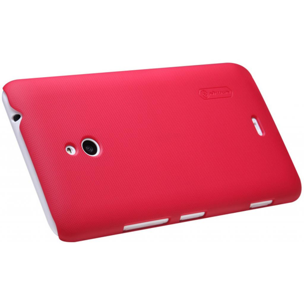 Чехол для моб. телефона NILLKIN для Nokia Lumia 20 /Super Frosted Shield/Red (6135221) изображение 2