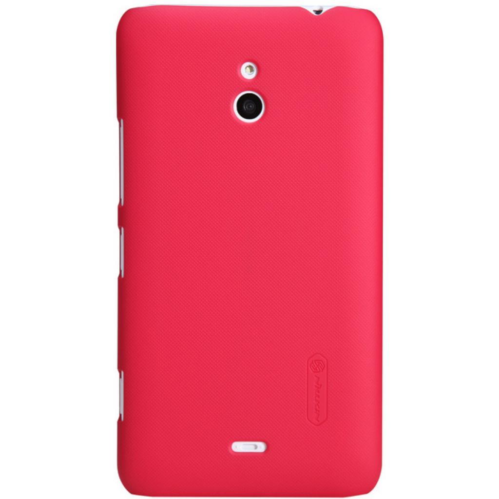 Чехол для моб. телефона NILLKIN для Nokia Lumia 20 /Super Frosted Shield/Red (6135221)