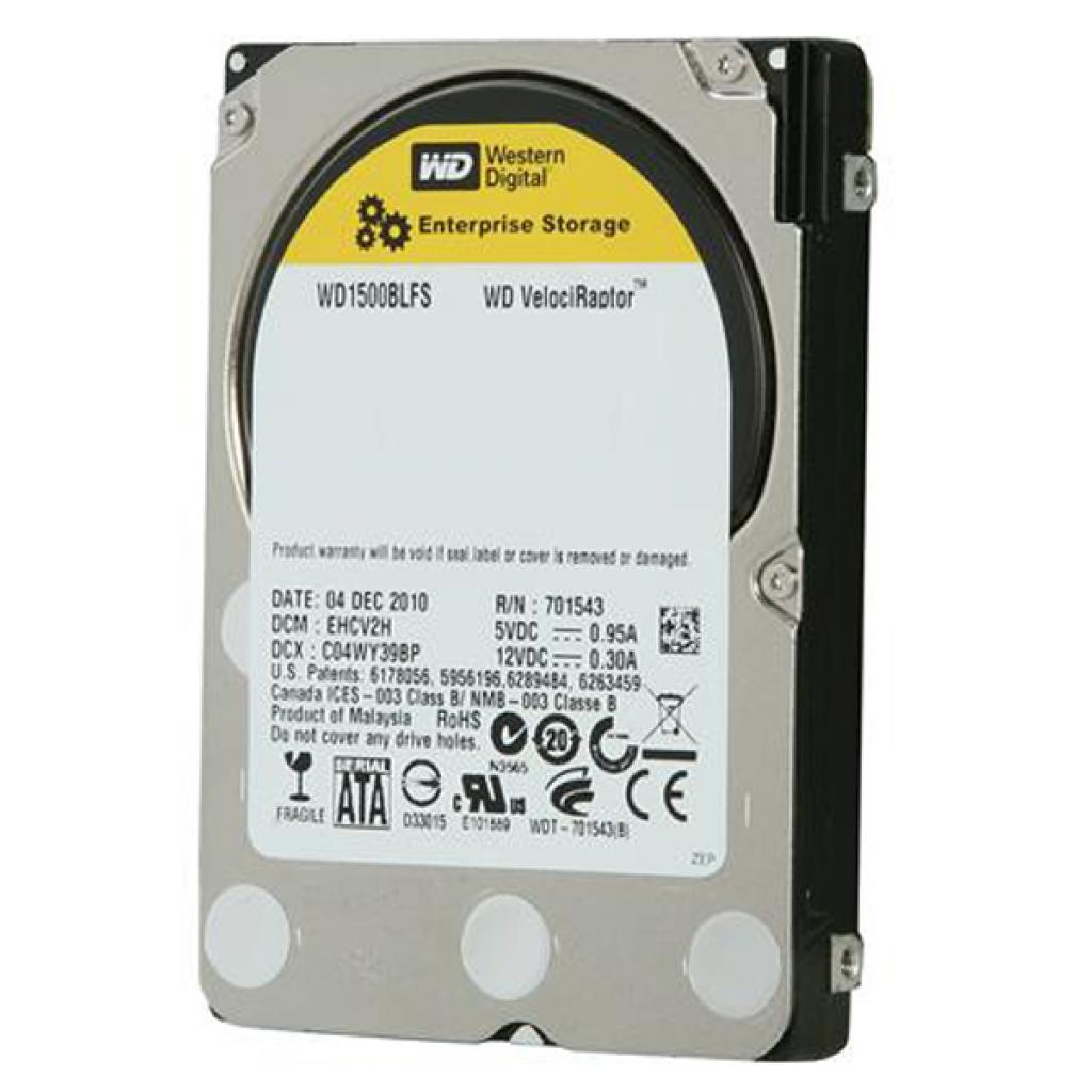 "Жесткий диск для ноутбука 2.5"" 150Gb Western Digital (WD1500BLFS)"