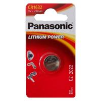 Батарейка PANASONIC CR 1632 Lithium * 1 (CR-1632EL/1B)