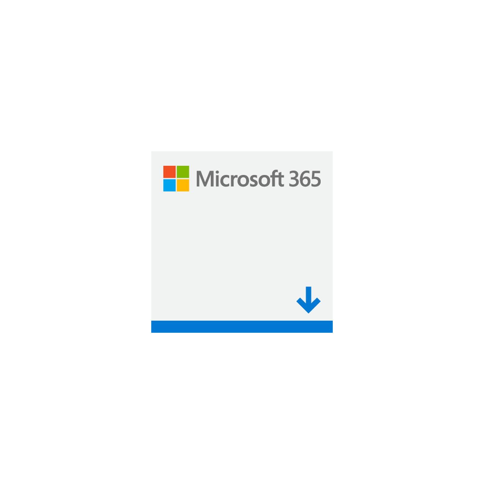 Офісний додаток Microsoft 365 Personal 32/64 AllLngSub PKLic 1YR Online Конверт (QQ2-00004-ESD)