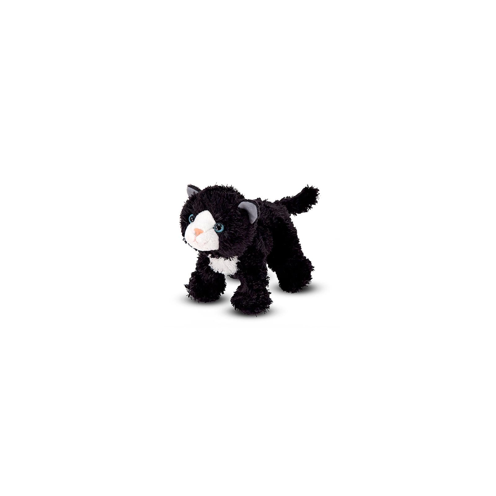 Мягкая игрушка Melissa&Doug Черный котенок Лекси 16 см (MD7543)