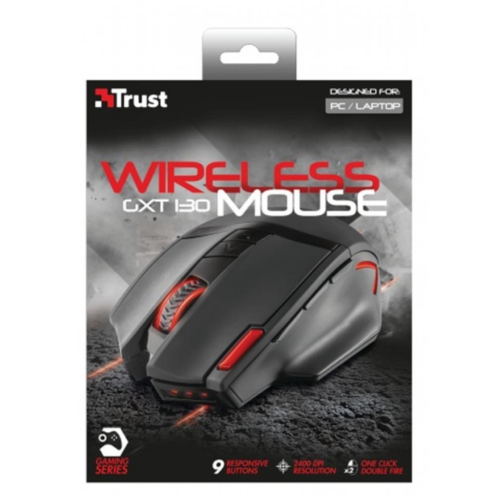 Мышка Trust GXT 130 Wireless Gaming Mouse (20687) изображение 6