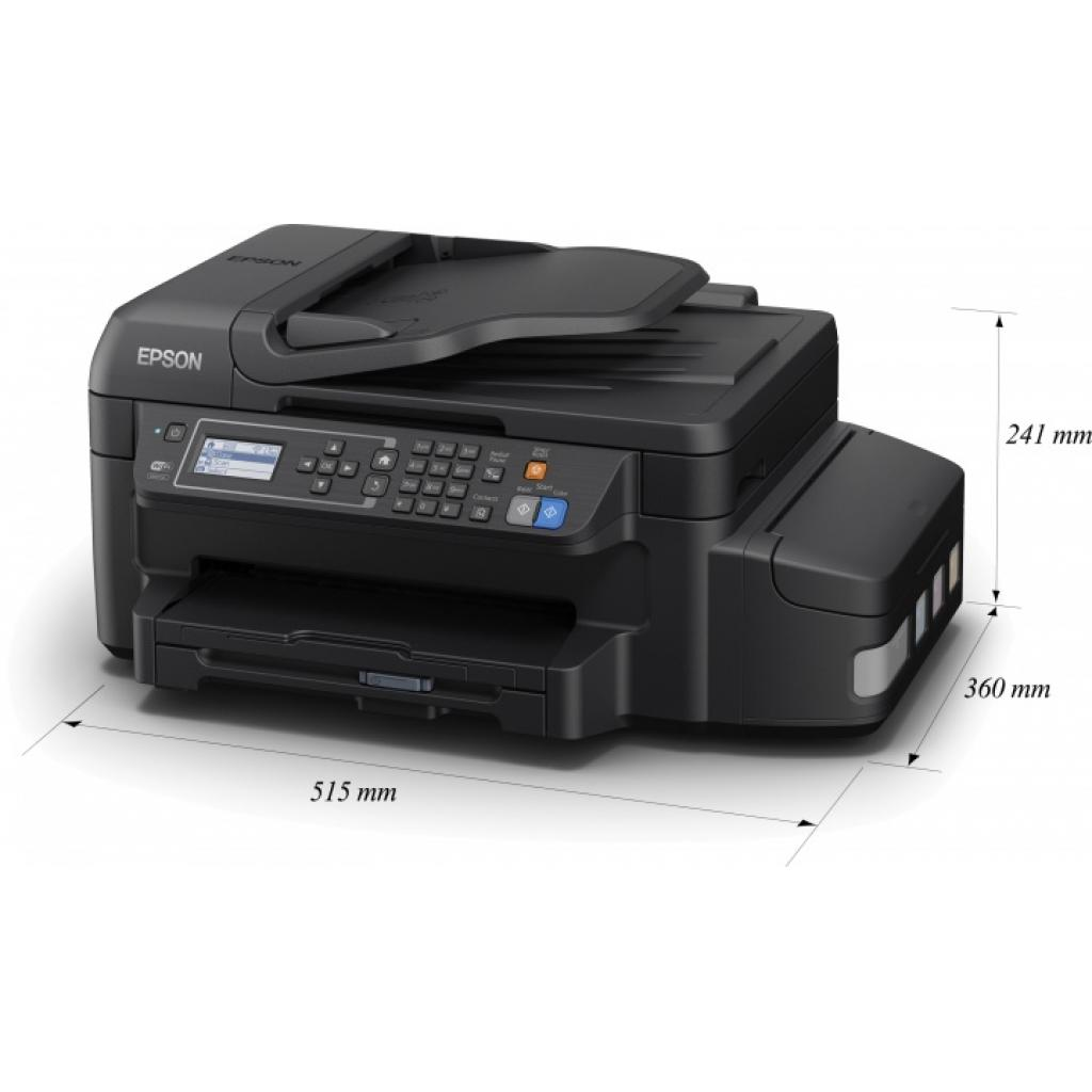Многофункциональное устройство EPSON L655 (C11CE71403) изображение 3