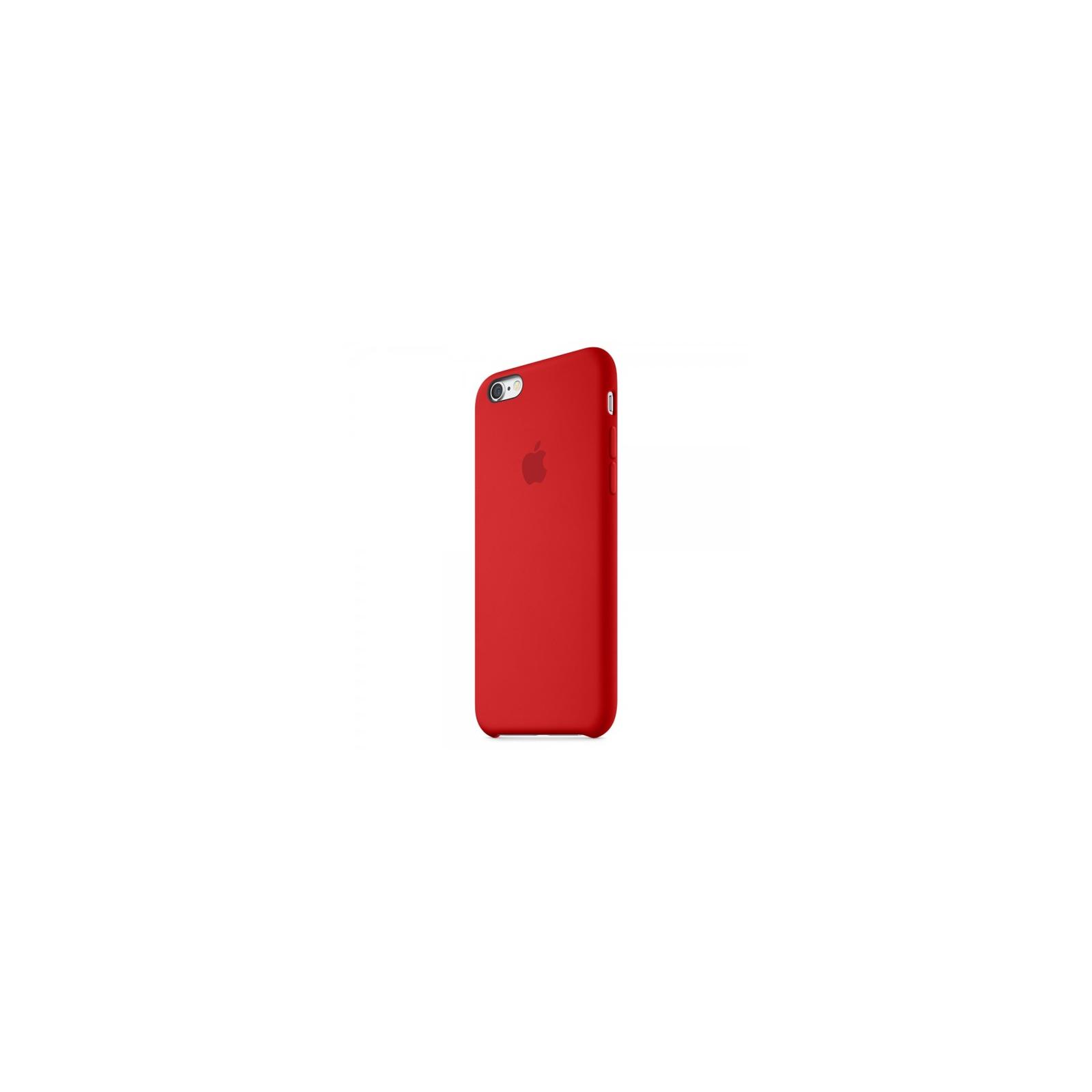 Чехол для моб. телефона Apple для iPhone 6/6s PRODUCT(RED) (MKY32ZM/A) изображение 2