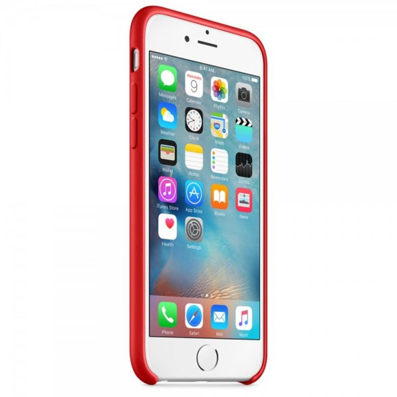 Чехол для моб. телефона Apple для iPhone 6/6s PRODUCT(RED) (MKY32ZM/A) изображение 3