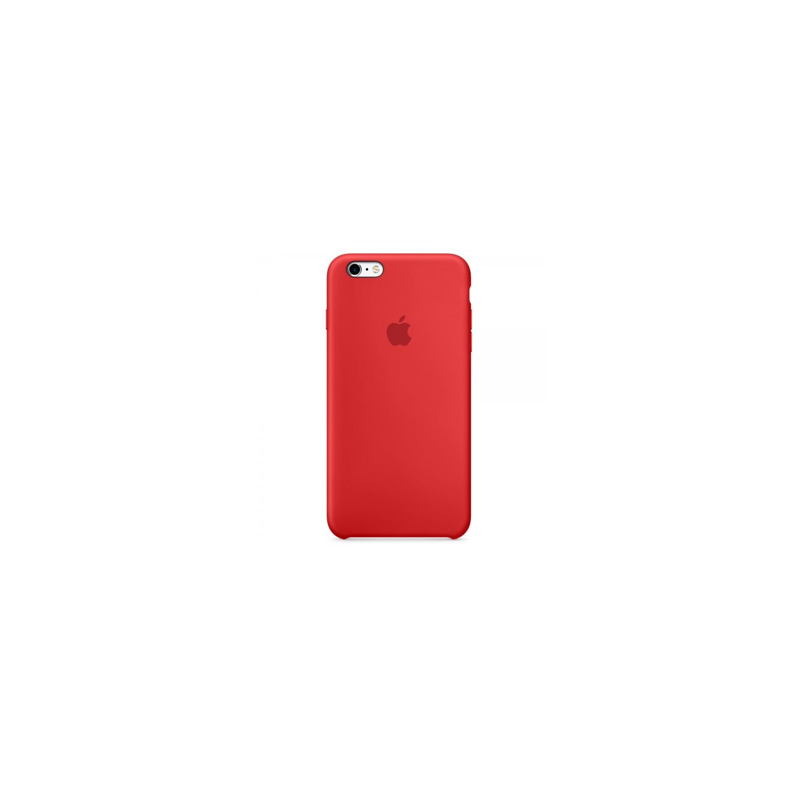 Чехол для моб. телефона Apple для iPhone 6/6s PRODUCT(RED) (MKY32ZM/A)