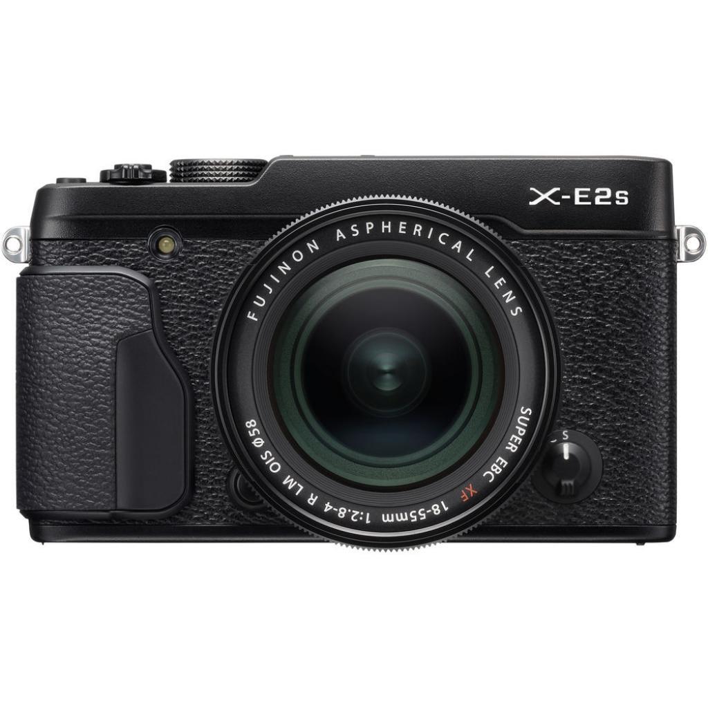 Цифровой фотоаппарат Fujifilm X-E2S + XF 18-55mm F2.8-4R Kit Black (16499227) изображение 2