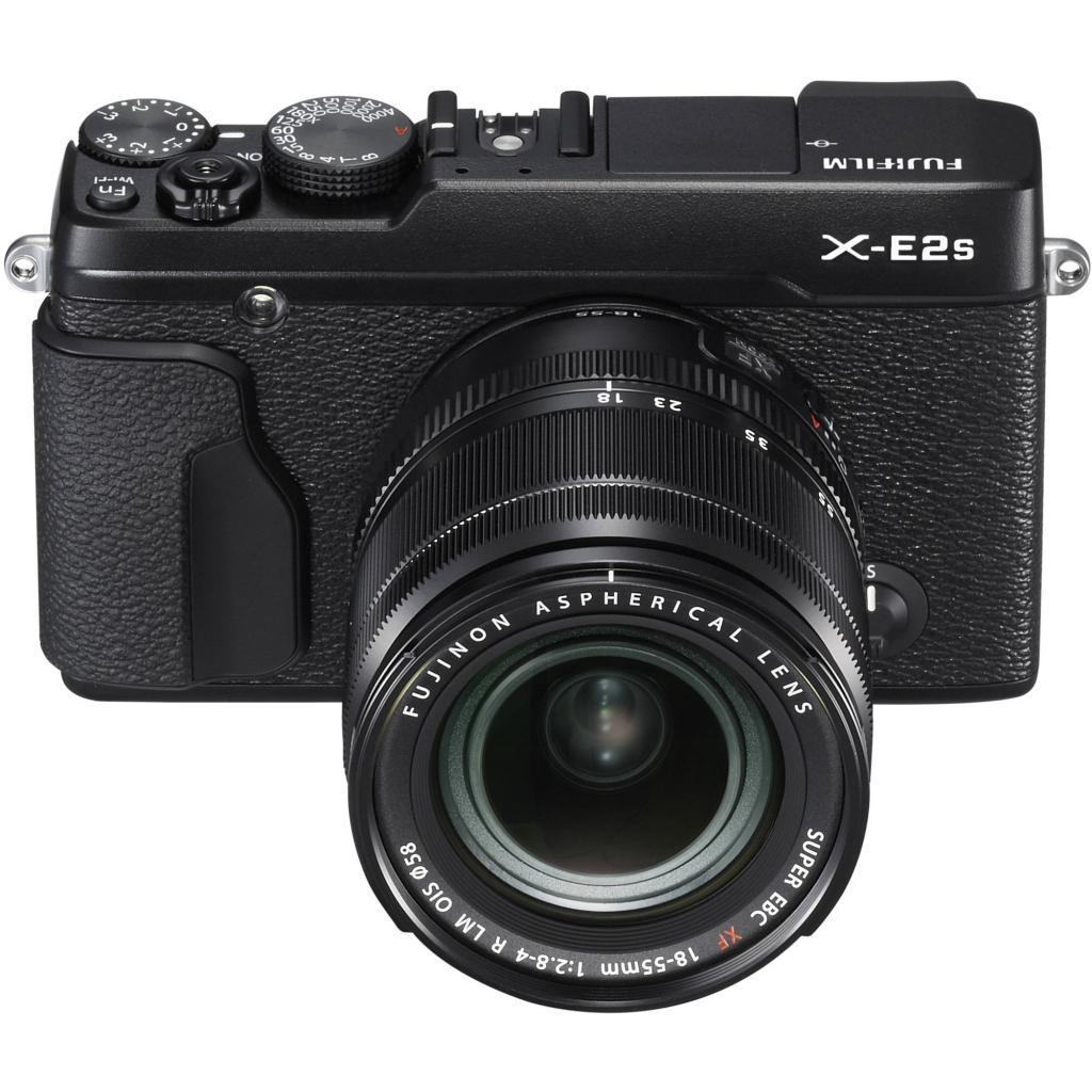 Цифровой фотоаппарат Fujifilm X-E2S + XF 18-55mm F2.8-4R Kit Black (16499227) изображение 3