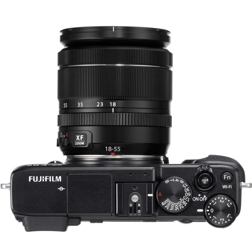 Цифровой фотоаппарат Fujifilm X-E2S + XF 18-55mm F2.8-4R Kit Black (16499227) изображение 4