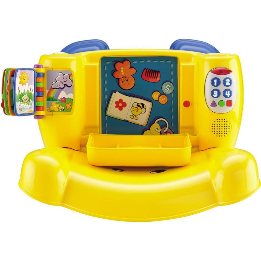 Развивающая игрушка Fisher-Price Волшебный стул-кресло с технологией Smart Stages (рус) (CJH63) изображение 3