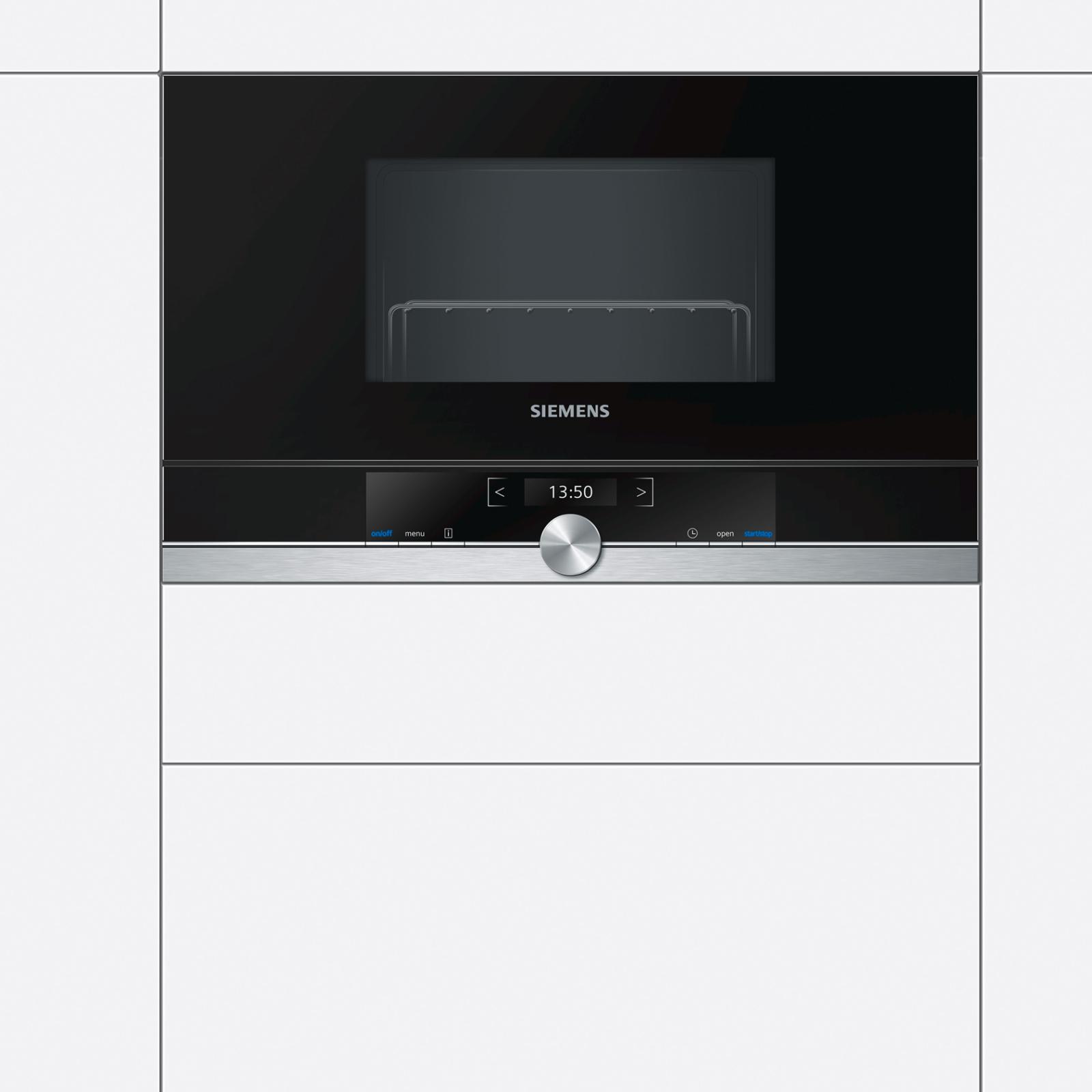Микроволновая печь Siemens BE 634 RGS1 (BE634RGS1) изображение 2